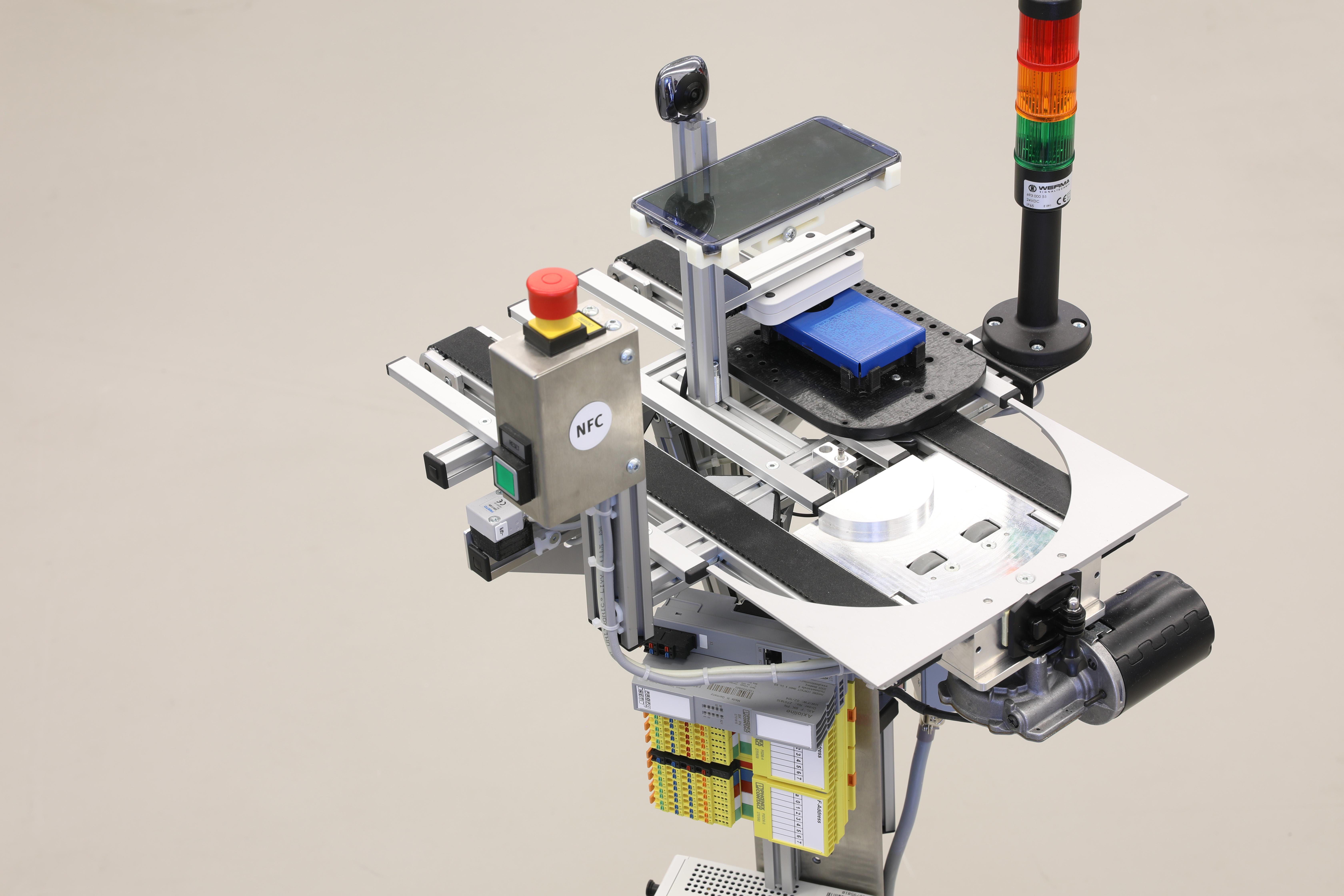 Kameras zur optischen Qualitätsprüfung