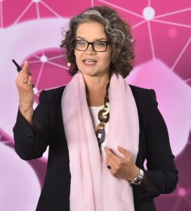 Claudia Nemat, Vorstand der Deutschen Telekom für Technologie und Innovation
