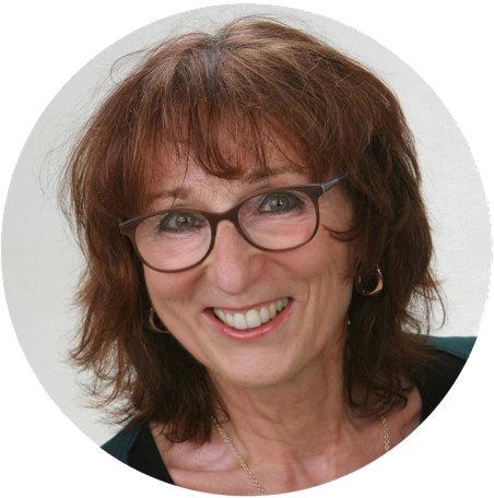 Unsere Media-Beraterin Annemarie Scharf-Send
