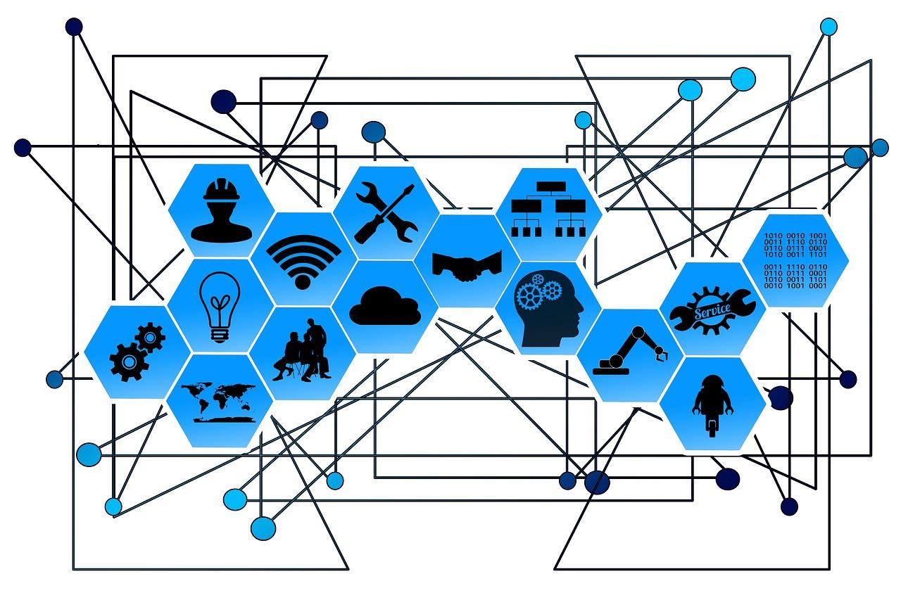 5G ist Treiber einer vernetzten Produktion (Pixabay)