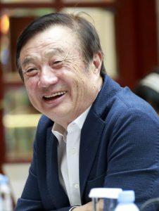 Ren Zhengfei, CEO und Gründer von Huawei (Bild: Huawei)