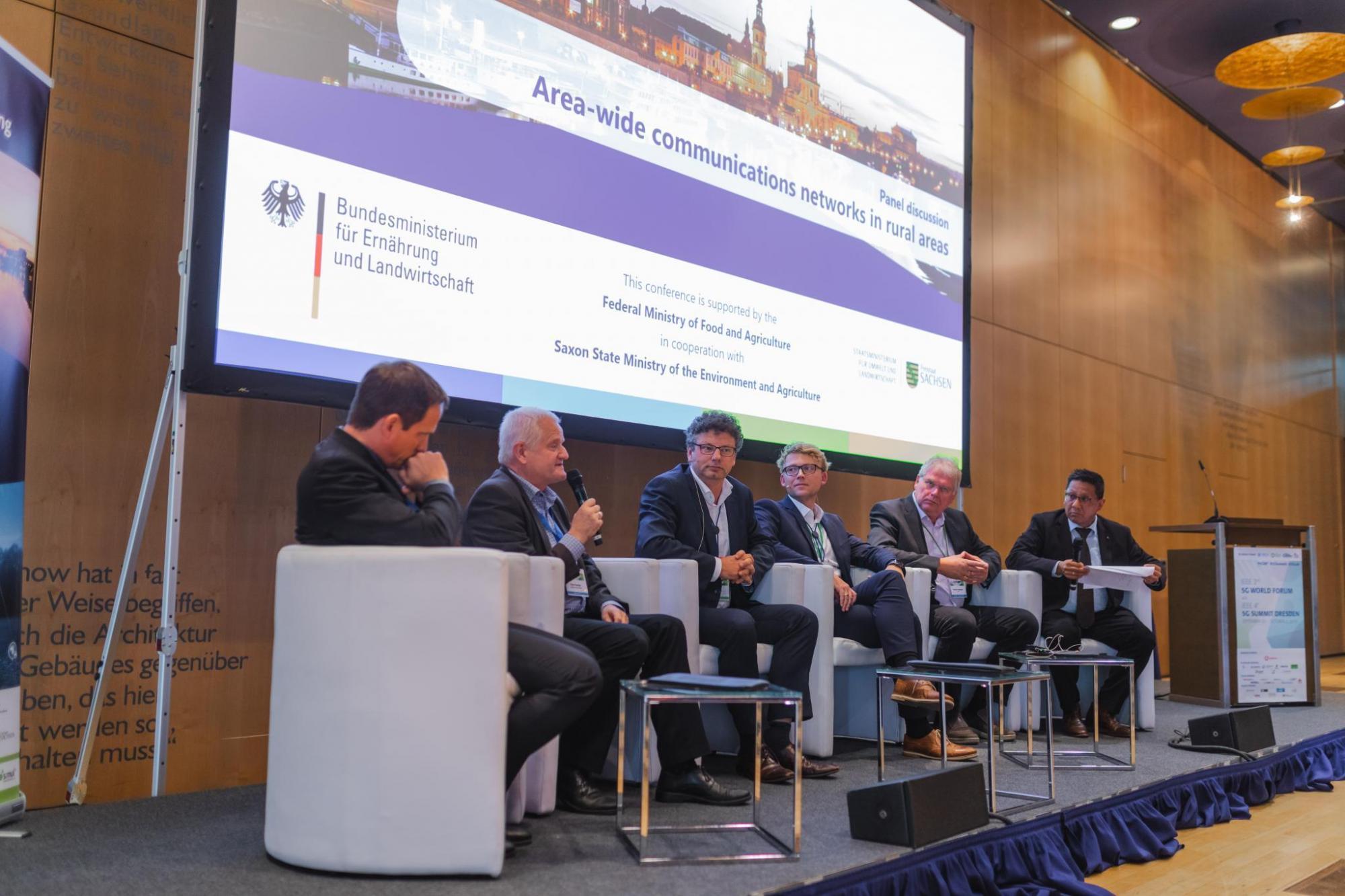 5G Lab Germany gibt Startschuss für die Bildung eines internationalen Netzwerks aus Anwendern, Industrie, Politik und Technologieexperten zum Thema 5G & Digital Farming