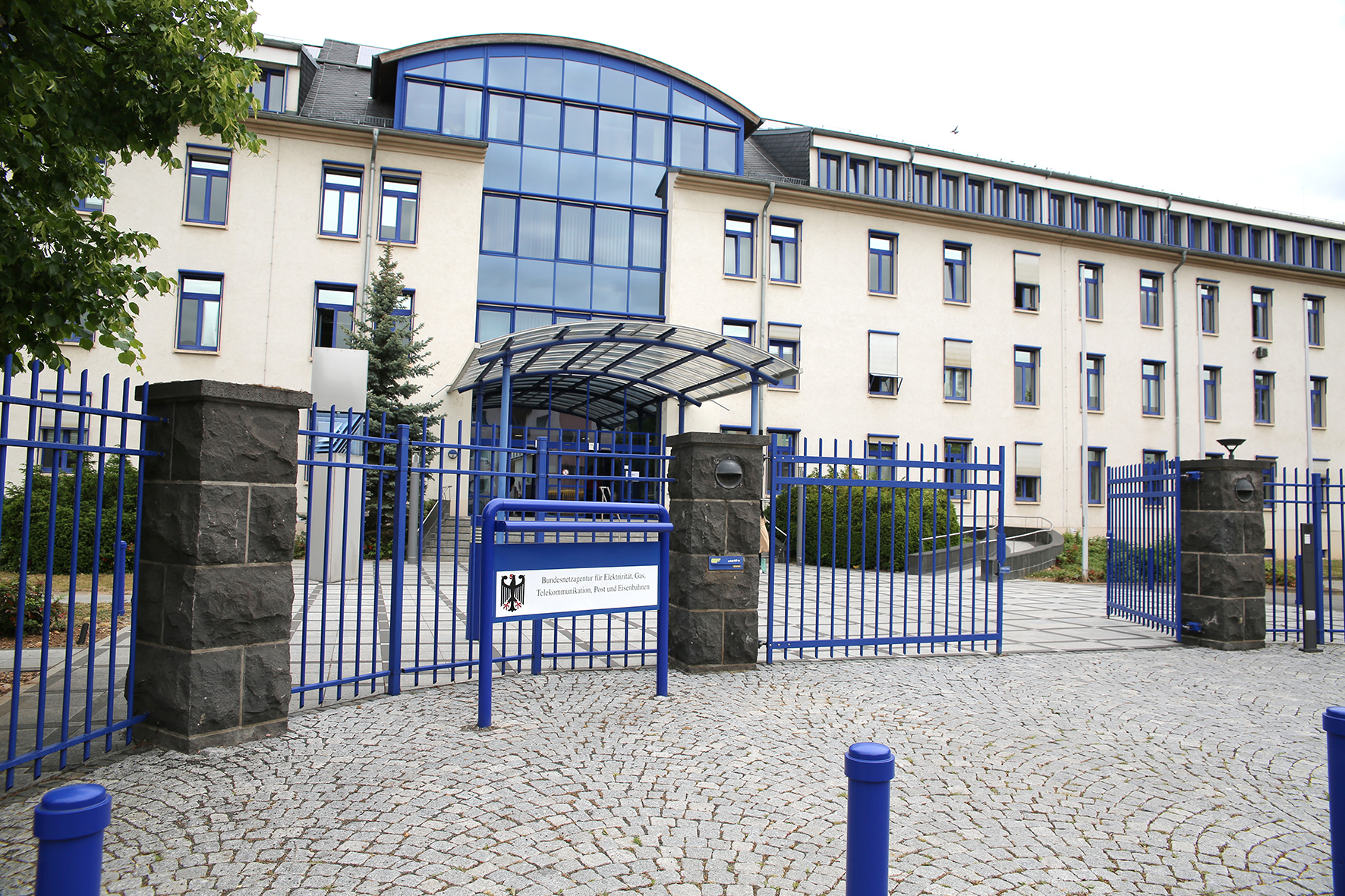 Bundesnetzagentur in Mainz