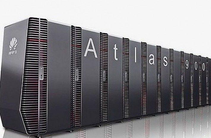 KI-Computing-Plattform Atlas System