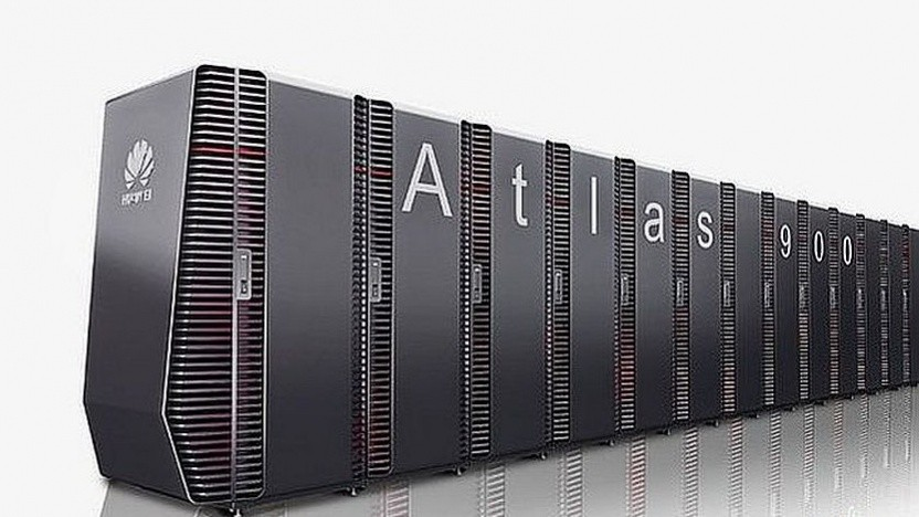 KI-Computing-Plattform Atlas System