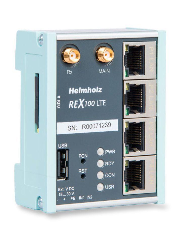 Helmholz Rex 100 LTE
