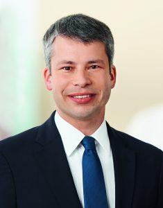 Parlamentarischer Staatssekretär Steffen Bilger