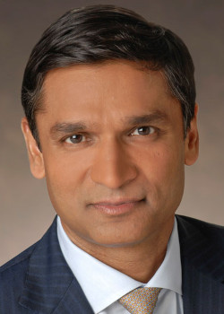 Shahid Ahmed, EVP New Ventures and Innovation bei NTT Ltd.